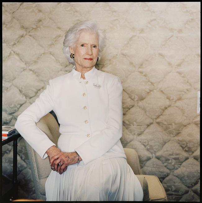 Roberta Mccain: Jonathan Becker Photographs